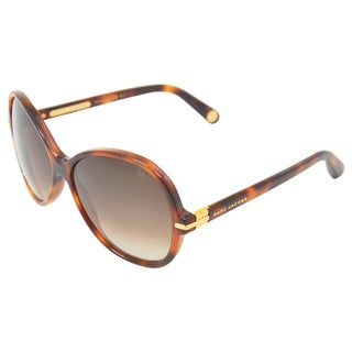 Marc Jacobs Women's MJ 503/S 05LDB Havana Plastic Fashion Sunglasses
