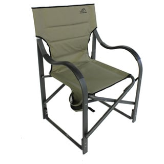 Alps Mountaineering 8111114 Khaki Polyester Aluminum 29x20x3-inch 11-pounds Camp Chair