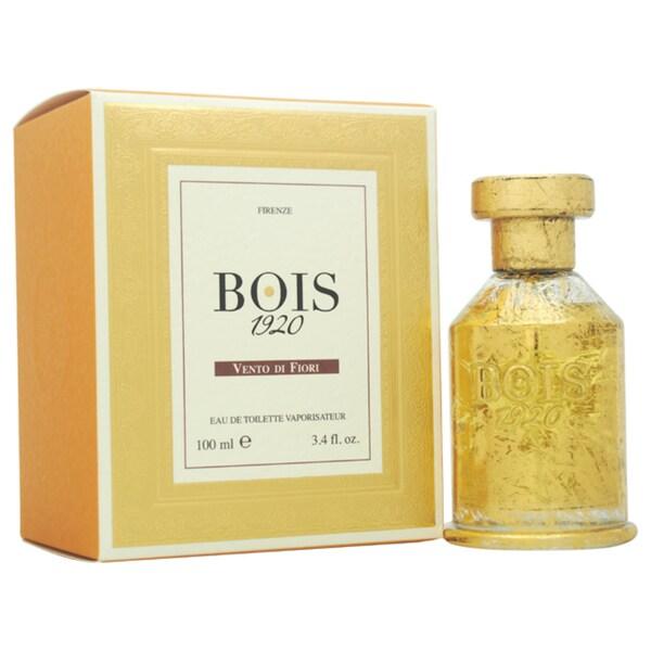 Bois 1920 Vento Di Fiori 3.4-ounce Eau de Toilette Spray