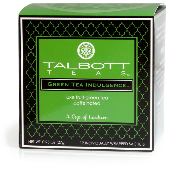 Green Tea Indulgence Sachet (Case of 6)