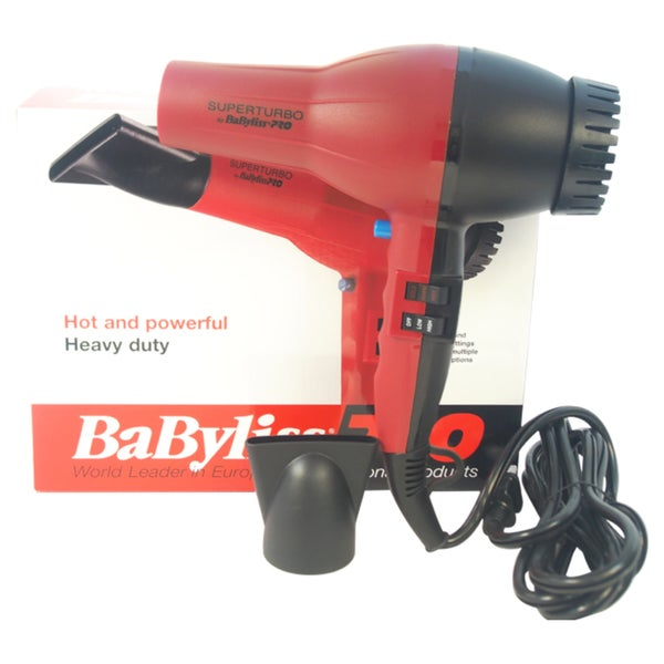 Babyliss PRO Super Turbo Hair Dryer
