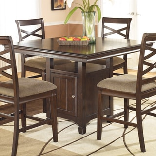 Signature Designs by Ashley Square Dining Room Counter Table