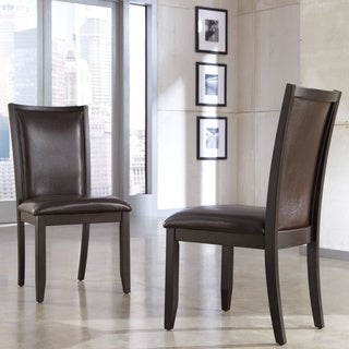 Signature Designs by Ashley 'Trishelle' Brown Dining Room Side Chair (Set of 2)