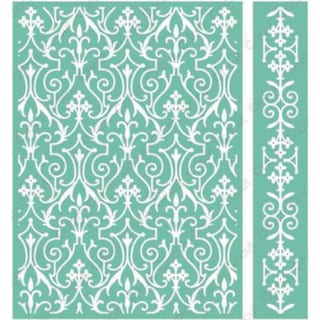 Cricut 5x7 Foundry Embossing Folder
