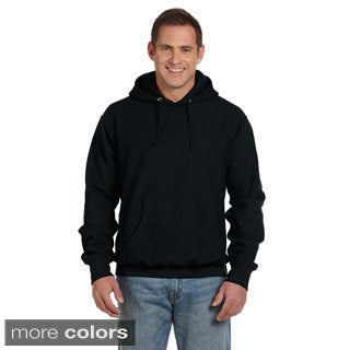 Men's Cross Weave Hoodie