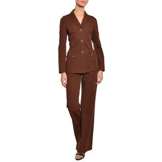 Escada Women's Supremely Sophisticated Pant Suit