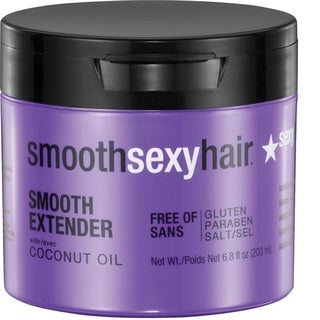 Smooth Sexy Hair 6.8-ounce Smooth Extender Nourishing Smoothing Masque