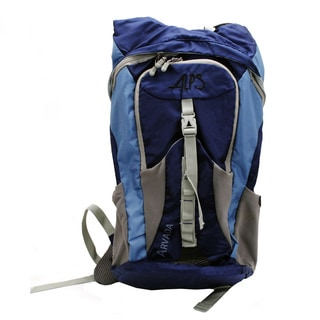 Alps Mountaineering 6011102 Blue 20x10x3-inch 1-pound Arvada Pack