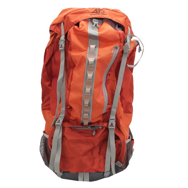 Alps Mountaineering 2478805 Orange 27x13x5-inch 5-pounds Cascade Backpack