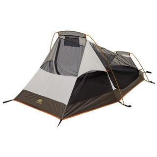 Alps Mountaineering 5022785 MultiPoly Taffeta Nylon Mesh 42x94x36-inch 4-pound Mystique Tent