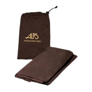 Alps Mountaineering 7711013 Brown Nylon 3-Person 90x78x1-Inch 11-ounces Floor Saver