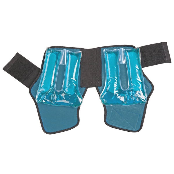 2-in-1 Gel Ankle and Elbow Wrap