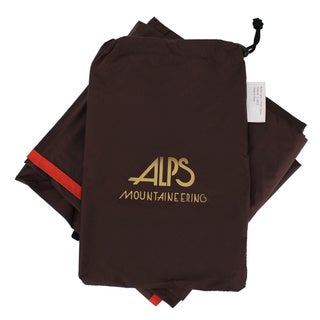 Alps Mountaineering 7711027 Brown Nylon 92x79x1-inch Floor Saver