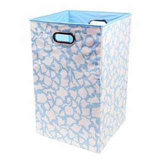 Sky Giraffe Folding Laundry Basket