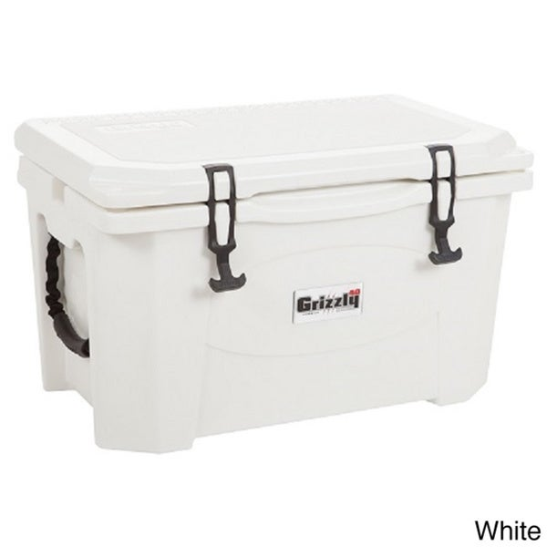 Grizzly 40 Quart Cooler
