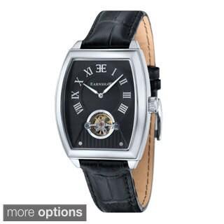 Earnshaw Men's Robinson Leather Watch