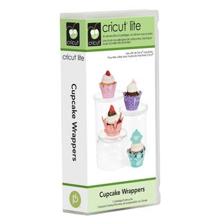 Cricut Lite Cupcake Wrappers Cartridge