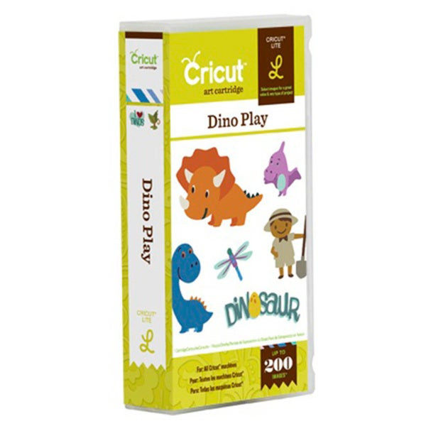 Cricut Lite Dino Play Cartridge