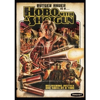Hobo With A Shotgun (DVD)