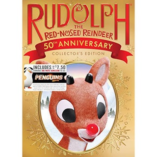 Rudolph the Red-Nosed Reindeer: 50th Anniversary Edition (DVD) 13246551