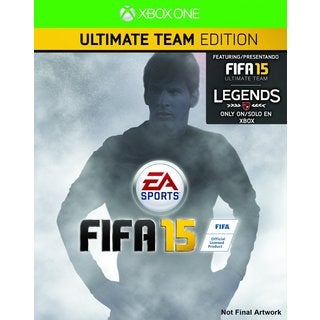 Xbox One - FIFA 15: Ultimate Team