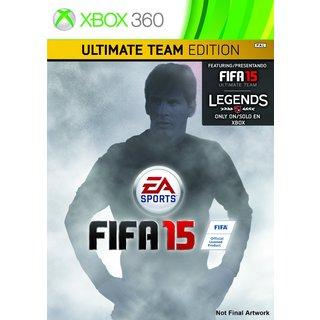 Xbox 360 - FIFA 15: Ultimate Team
