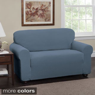 Innovative Textile Solutions Dots Stretch Chair Slipcover