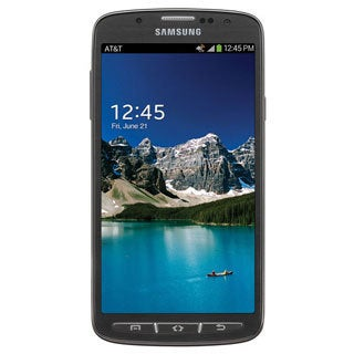Samsung Galaxy S4 Android Jellybean Urban Grey 4G LTE 5-inch Unlocked AT&T Phone