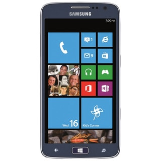 Samsung Ativ S Neo I187 4G LTE 16GB Unlocked GSM Blue Windows Cell Phone