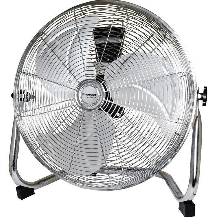 Impress IM-778F High Velocity Floor Fan at Sears.com