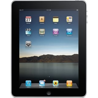 Apple iPad 32GB WIFI Black - (Refurbished)
