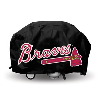 MLB Atlanta Braves 68-inch Economy Grill Cover