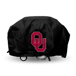 Oklahoma Sooners 68-inch Economy Grill Cover