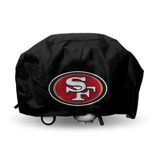 San Francisco 49ers 68-inch Economy Grill Cover