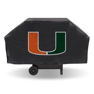 Miami Hurricanes 68-inch Economy Grill Cover