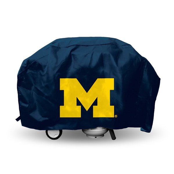 Michigan Wolverines 68-inch Economy Grill Cover