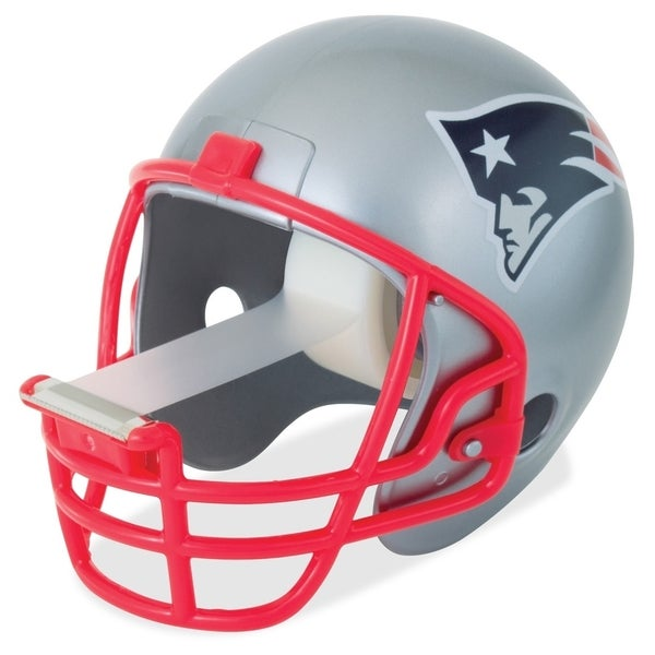 New England Patriots Scotch Dispenser with Magic Tape