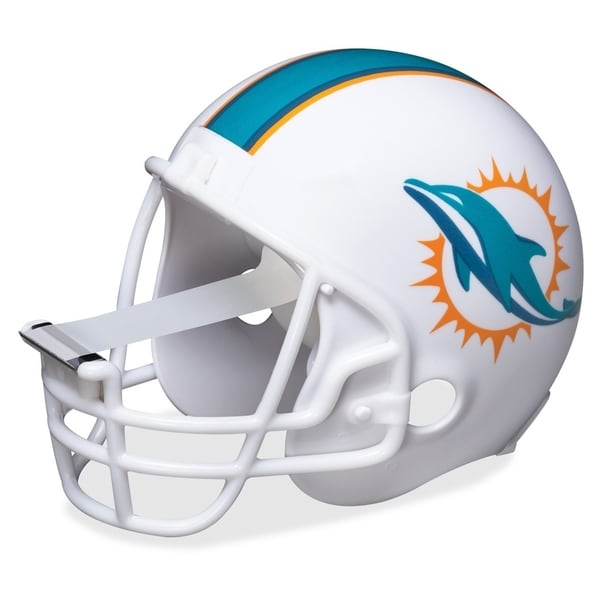 Miami Dolphins Scotch Dispenser with Magic Tape