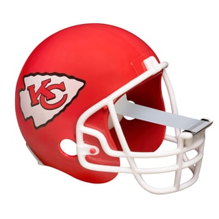 Kansas City Chiefs Scotch Dispenser with Magic Tape