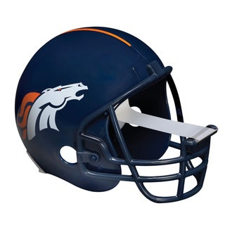 Denver Broncos Scotch Dispenser with Magic Tape