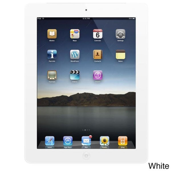 Apple iPad Gen 2 64GB WIFI + 3G (AT&T) - (Refurbished)