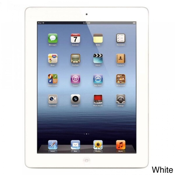 Apple iPad Gen 3 Retina Display 64GB WIFI - (Refurbished)