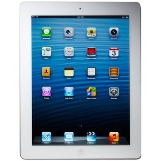 Apple iPad Gen 4 Retina Display 16GB WIFI + 4G (AT&T) - (Refurbished)