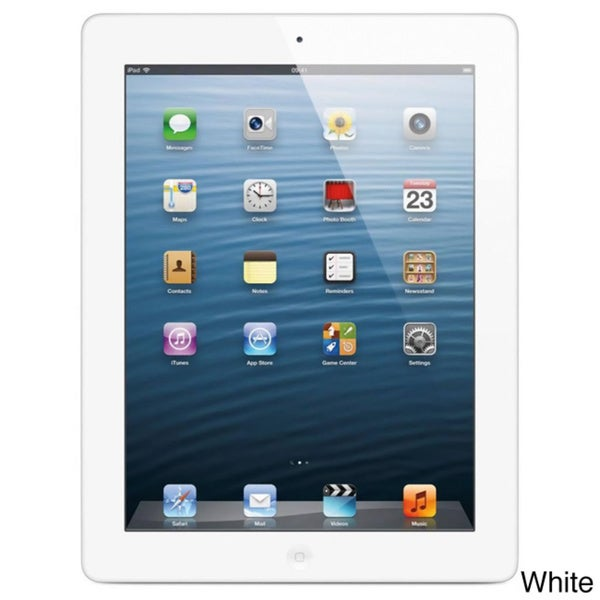 Apple iPad Gen 4 Retina Display 16GB WIFI + 4G (Verizon) - (Refurbished)
