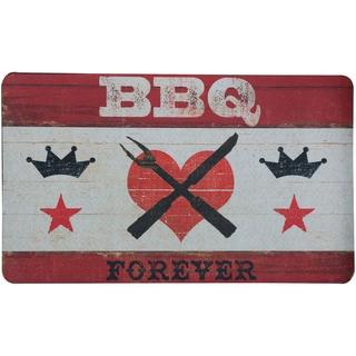 BBQ Forever Door Mat (1'6 x 2'6)