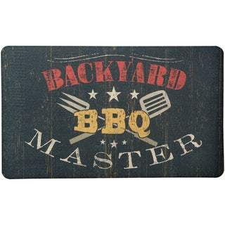 Backyard Master Door Mat (1'6 x 2'6)