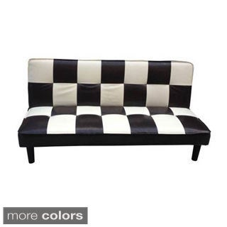 Click Clack Checkered Sofa Bed