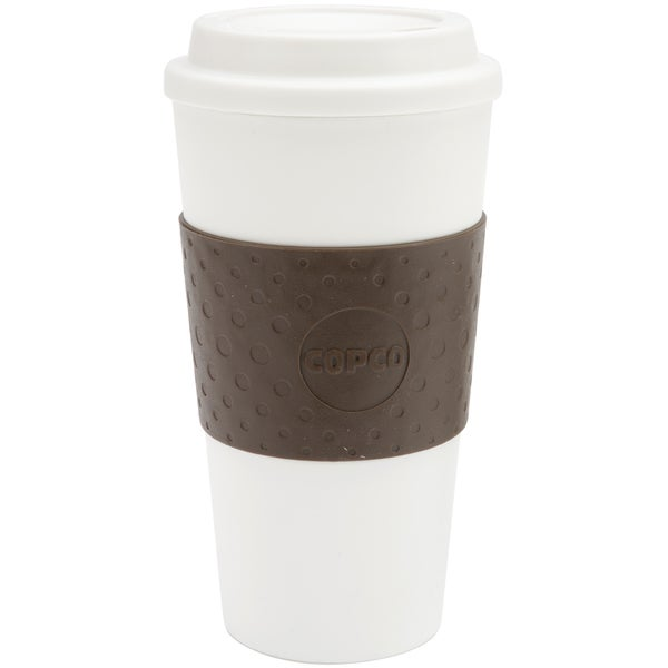 Acadia Mug 16oz-Brown