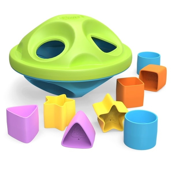 Green Toys Shape Sorter 13249556