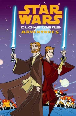 Star Wars Clone Wars Adventures 1 (Paperback)